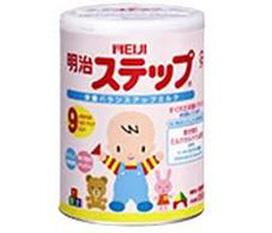 Sữa Meiji số 9 hàng Nhật dành cho bé từ 9 tháng đến 3 tuổi