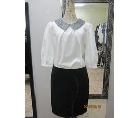 Hàng thời trang nữ cao cấp công sở da dạng, phong phú về mẫu mã váy, áo, quần soóc, quần lửng,... giá cả hợp lý