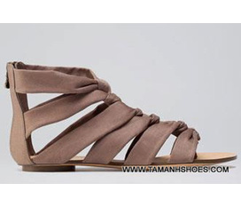 Thanh lý sandal bershka lụa size 37 380k