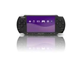 PSP 3000 Core Pack Black