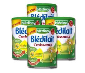 Sữa Bledina Croissance 1 3 tuổi