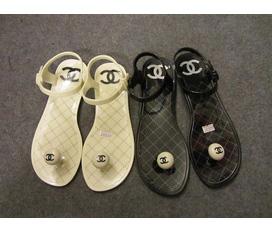 Siêu rẻ Sandal Chanel chỉ 140k 1 đôi :x Sale hot