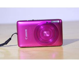 Bán máy ảnh Canon SD1400 IXUS130is 14mp màu hồng nữ tính