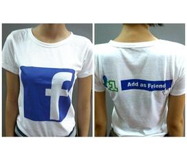 HOT Áo Facebook sành điệu giá khai trương 99k cả Nam và Nữ từ Duga House