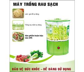 Giảm giá khuyến mãi 20% trong tháng 6,7/2012 Máy trồng rau mầm , Giá đỗ