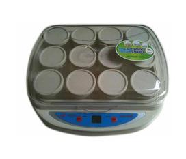 Máy làm sữa chua Mitsushita Nhật Bản 12 cốc nhựa giá chỉ 499k
