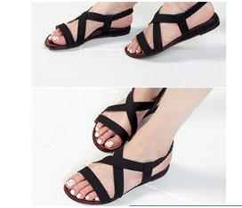 Sandals đế bệt Hàn Quốc tập 2
