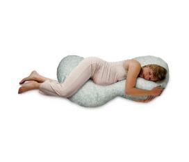 Gối cho bà bầu Boppy Prenatal Total Body Pillow thật mềm mại dể chịu