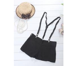 Dây yếm quần đẹp và cá tính cho các girl picnic, dạo phố ngày hè