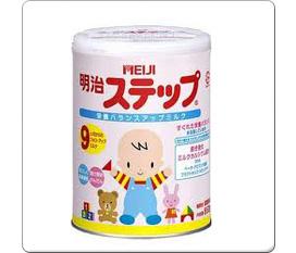Sữa Meiji số 9 dành cho bé từ 9 tháng 3 tuổi