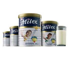 Sữa Milex bán lẻ giá sỉ nhận ngay xe lắc, ấm siêu tốc, thú nhún, đồ chơi thông minh... và nhiều phần quà hấp dẫn khác
