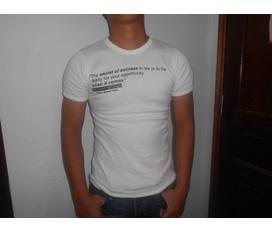 Áo Thun Body Nam Hàng Hiệu POLICE 100% Cotton Mềm Made in Thailand