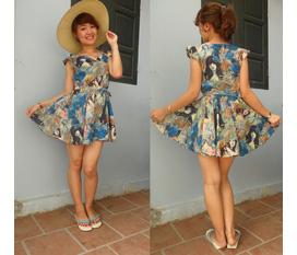 Thanh lí váy xinh xinh Đồng giá 100k . HOT click ngay nào ..