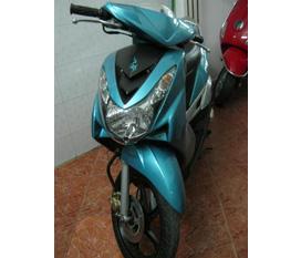 Cần bán Yamaha tay ga MAXIMO màu xanh còn rất mới Giá rẻ ĐK cuối 2010