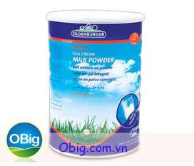 Sữa Đức Oldenburger siêu giảm giá để nhập lô mới giảm tới 40%