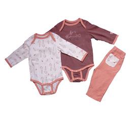 Sỉ, lẻ đồ baby Nhật mới về: Gần 100 mẫu liền quần đồ bay cho bé cực xinh