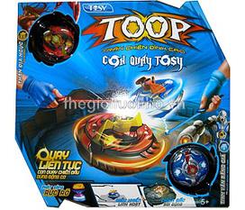 Đồ chơi thông minh Đồ chơi Tosy Con quay Tosy Đĩa bay Tosy