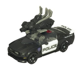 Xe Autobots Transformers: Dark of the Moon MechTech Deluxe Barricade