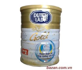 Chương trình khuyến mại sữa Dutch Lady Cô gái Hà Lan tháng 7/2012, tặng balo gấu trúc, hộp giấy,...