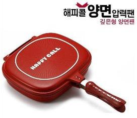 Chảo 2 mặt Happy call Hàn Quốc bảo hành 12 tháng lỗi 1 đổi 1