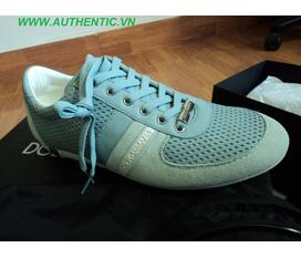 Bán giầy D G authentic cực đẹp Màu xanh nhạt của ở milano,màu này limited edition nhé