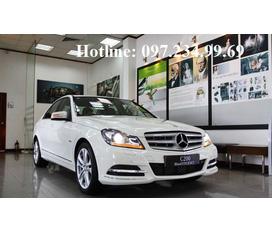 Bán Mercedes C200 BE 2012 giá tốt nhất