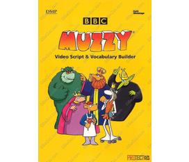 16 DVD Muzzy BBC English tiếng Anh tiểu học