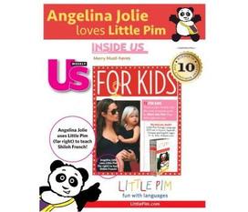 3 DVD Little Pim Bilingual Bé học tiếng Anh cùng gấu Pim