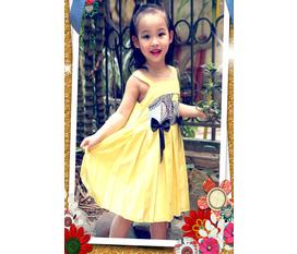 Hàng thời trang thiết kế cao cấp dành riêng cho bé gái đến từ MIRRO