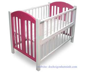 Giường, cũi gỗ cho trẻ em
