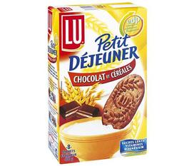 Bánh ăn sáng LU Vị ngũ cốc chocolat