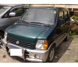 Bán SUZUKI Wagon R số sàn mầu xanh, sản xuất 2005.