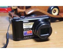 Bán máy ảnh Sony HX5 cảm biến CMOS, quay phim full HD, định vị GPS