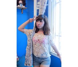 Cực nhiều phông giấy hình cute, quần hoa, áo ren cực đẹp.
