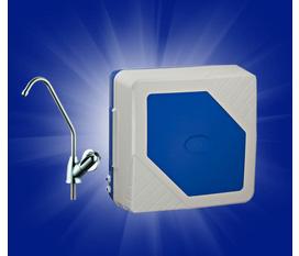 Fix Máy lọc nước nano Gaizinc A1 máy 5 cấp có tủ gỗ,nhựa kèm theo