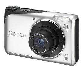Cần nhượng lại em Canon A2200 IS 14.1 màu bạc mới mua,