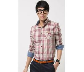 Bán áo Sơ Mi Nam Hàn Quốc Đầy đủ các mẫu thiết kế áo sơ mi nam Hàn Quốc 2012 tại Sarakorea