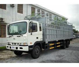 Cần bán thanh lý xe tải Hyundai 12 tấn 3 chân có 1 chân giả giá siêu rẻ