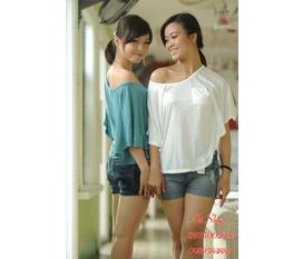 Aki Shop: Áo phông giá rẻ giật mình, sơ mi, sooc,... đủ các thể loại ngon, bổ, rẻ