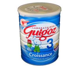 Khuyến mãi từ 06/07 13/07 Sữa Guigoz Croissance 3 Dành cho trẻ từ 12m đến 3 tuổi
