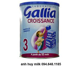 Sữa Gallia