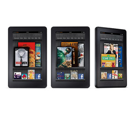 Bán 1 tablet Kindle Fire rất mới