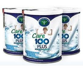 Sữa Care 100 Plus cho trẻ biếng ăn và chậm lớn