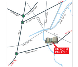 Bán căn hộ Phú Lợi Hai Thành giá rẻ. Diện tích 74m2. 1pk, 2pn, 1toilet, 1 bếp , khu dân cư ở đông đuc,