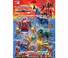 Anh hùng trái đất bộ sưu tập đồ chơi siêu nhân