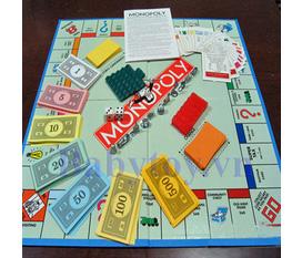 Cờ tỷ phú Monopoly 280k