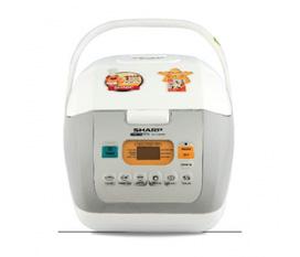 Nồi cơm điện Sharp KSH 555V 5 lít giá rẻ