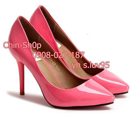 1 ngày 2 phong cách với giày bít cao gót couleur