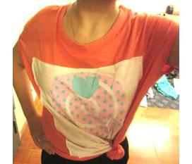 Áo phông bó sát, áo dành cho các teen có nhiều hình ngộ nghĩnh