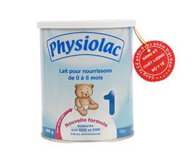 CK 10% cho sữa Physiolac Giao hàng tận nơi Nhanh và rẻ nhất Enbac.